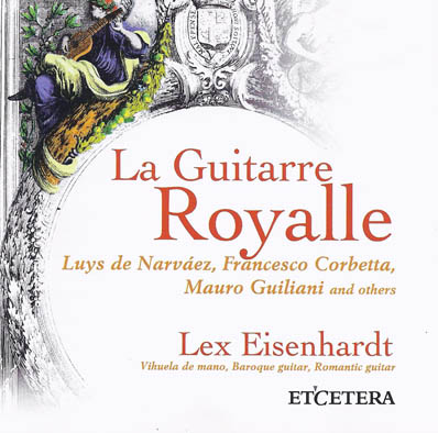 La Guitarre Royalle