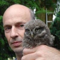 volunteer for little owls